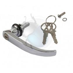 Poignée extérieure courte avec clés Combi split