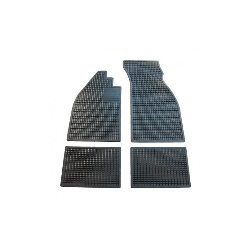 Kit tapis de sol en caoutchouc qualité allemande