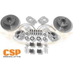 kit frein à disques CSP pour 1302/03 4x130 cross-drilled