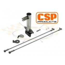 Tringlerie CSP pour carburateur Weber 36-48 IDF