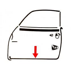 Joint de porte gauche Karmann-Ghia
