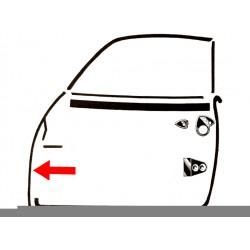 Joint montant porte gauche Karmann-Ghia