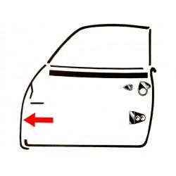 Joint montant porte droite Karmann-Ghia