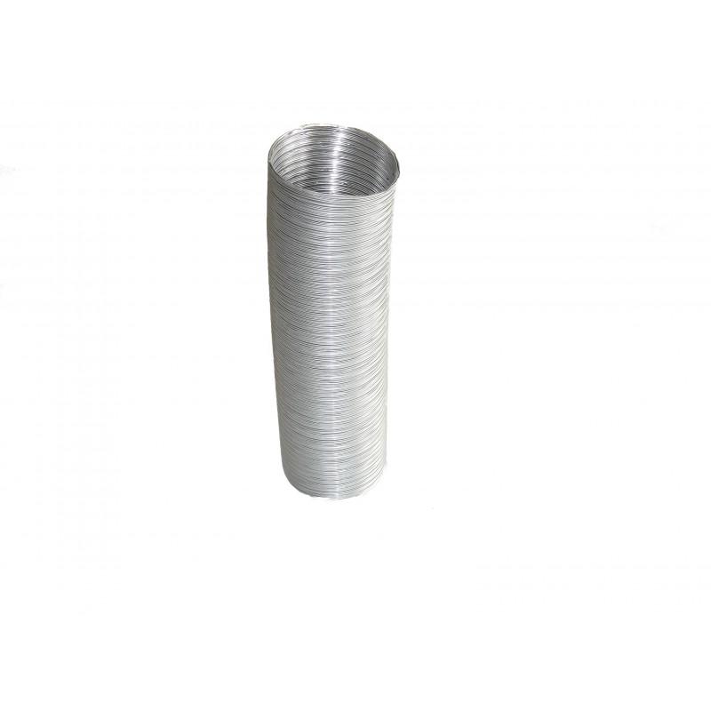 Tuyau chauffage 50x200mm aluminium type 1