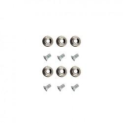 Kit de vis pour lamelle couvrante bande de tension Combi