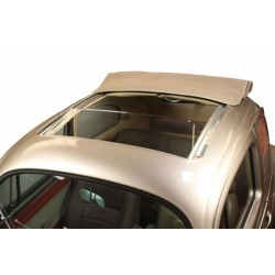 Déflecteur de toit découvrable transparent Cox