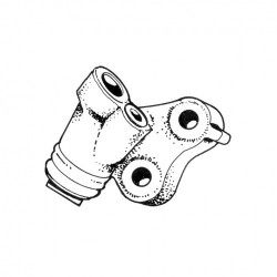 Cylindre de roue avant Combi Split jusqu'en 63 gauche