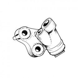 Cylindre de roue avant Combi Split jusqu'en 1963 gauche