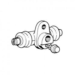 Cylindre de roue arrière Cox de 1957 à 1964