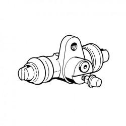 Cylindre de roue arrière Cox de 1965 à 1967