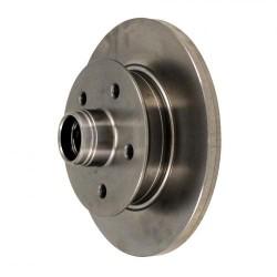 Disque de frein 258mm T3 07/86-08/92