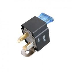 Relais 6 Volts 30 Ampères avec fusible de 15A