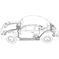 Faisceau électrique Cox de 1956 à 1957