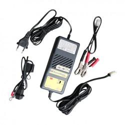 Chargeur maintient de charge 6 Volts et 12 Volts