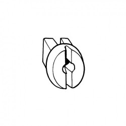 Agrafe appui de bras à partir de 1972