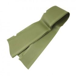 Tapis marche-pied vert clair