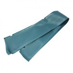 Tapis marche-pied bleu clair