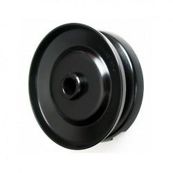 Poulie dynamo noir 12 volts Qualité supérieure