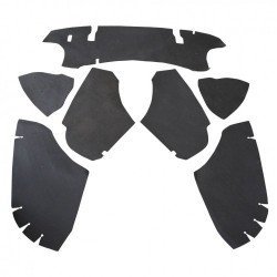 Cloison pare-feu Karmann-Ghia 7 pièces