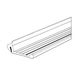 Joint entre porte et cadre de vitre Combi split