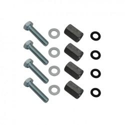 Kit montage pour Caches culbuteurs aluminium avec vis
