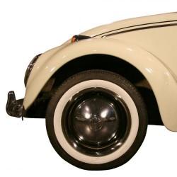 "Flanc blanc pour pneu 15"""