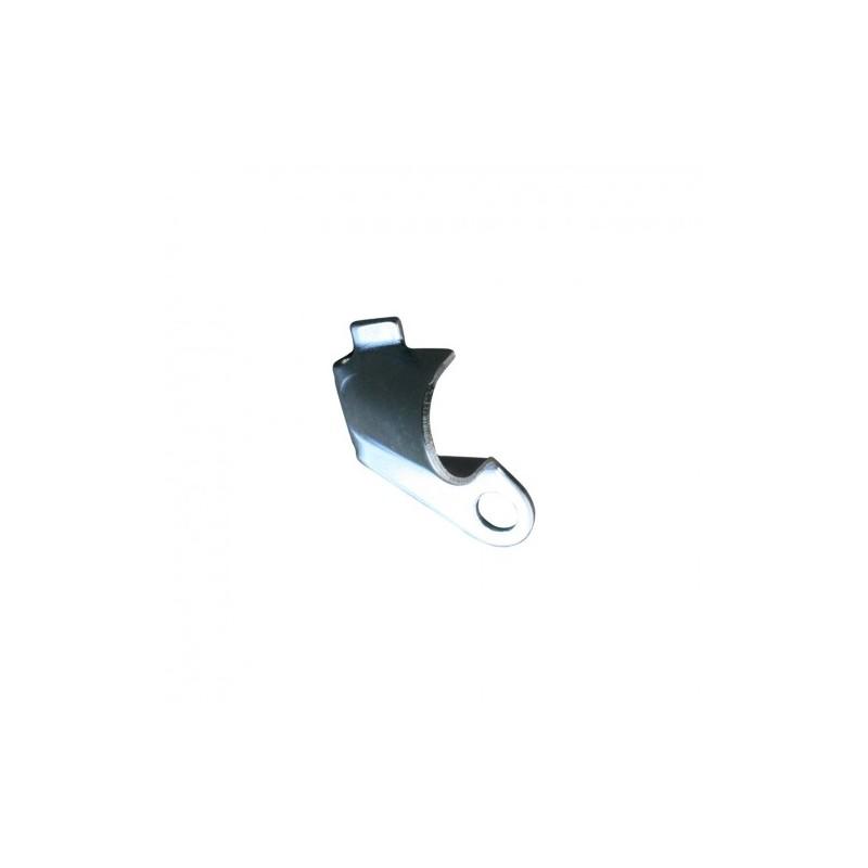 Support câble de frein à main gauche tambour combi