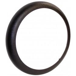 Cerclage de compteur VDO 85mm rond noir