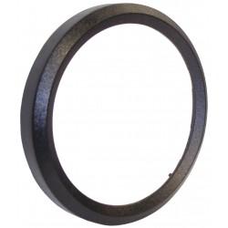 Cerclage de compteur VDO 85mm triangle noir