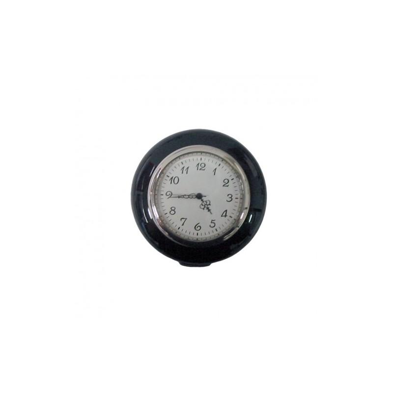 Bouton klaxon avec horloge cox