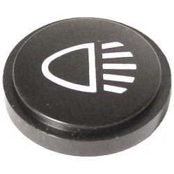 Pastille de bouton interrupteur de phare à partir de 1968