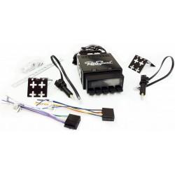 autoradio Retro Sound modèle ZUMA avec boutons noirs