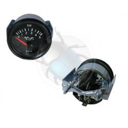 Manomètre de pression huile 0-5 bars diamètre 52mm VDO