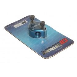 plaque pompe à essence JAYCEE Bleu moteur type 1