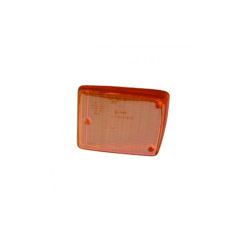 Verre clignotant gauche Type 2 de 1973 à 1979 Orange