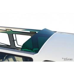 Déflecteur de toit découvrable Combi vert