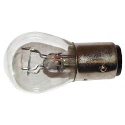 Ampoule 6 volts 21/5 Watts phare de recul et feu de stop