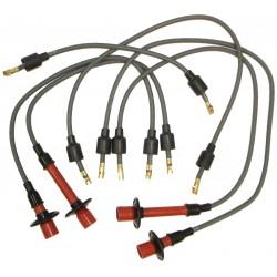 Câbles de bougie type 4 noir allemand