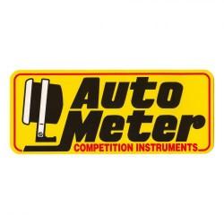 Autocollant Auto Meter grand