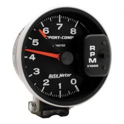 Autometer 125 mm 8000 RPM