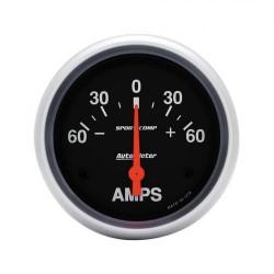 Autometer ampèremètre 67 mm