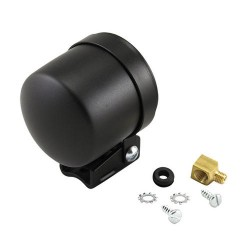 Autometer support de comteur 67 mm noir