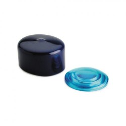 Autometer témoin externe kit verre bleu sur commande