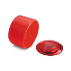 Autometer témoin externe kit verre rouge