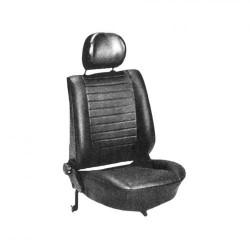 Housses de sièges Cabriolet de 1977 à 1979