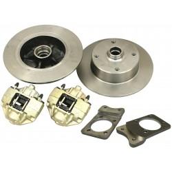Kit frein à disques avant 4x130 1302/1303