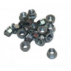 Ecrou diamètre 8 mm pour clé de 10 pose échappement ou carburateur