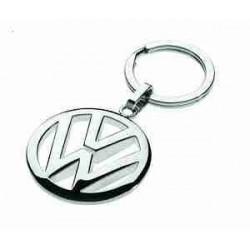 Porte clé VW chromé ajouré