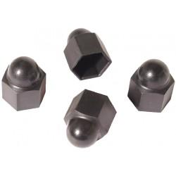 Caches écrou noir origine Big set de 4
