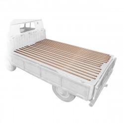 Lattes en bois pour plancher Baywindow pick-up simple cabine de 08/1967 à 07/1979